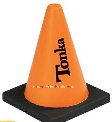 Construction Cone Stress Reliever (1 Day Rush)