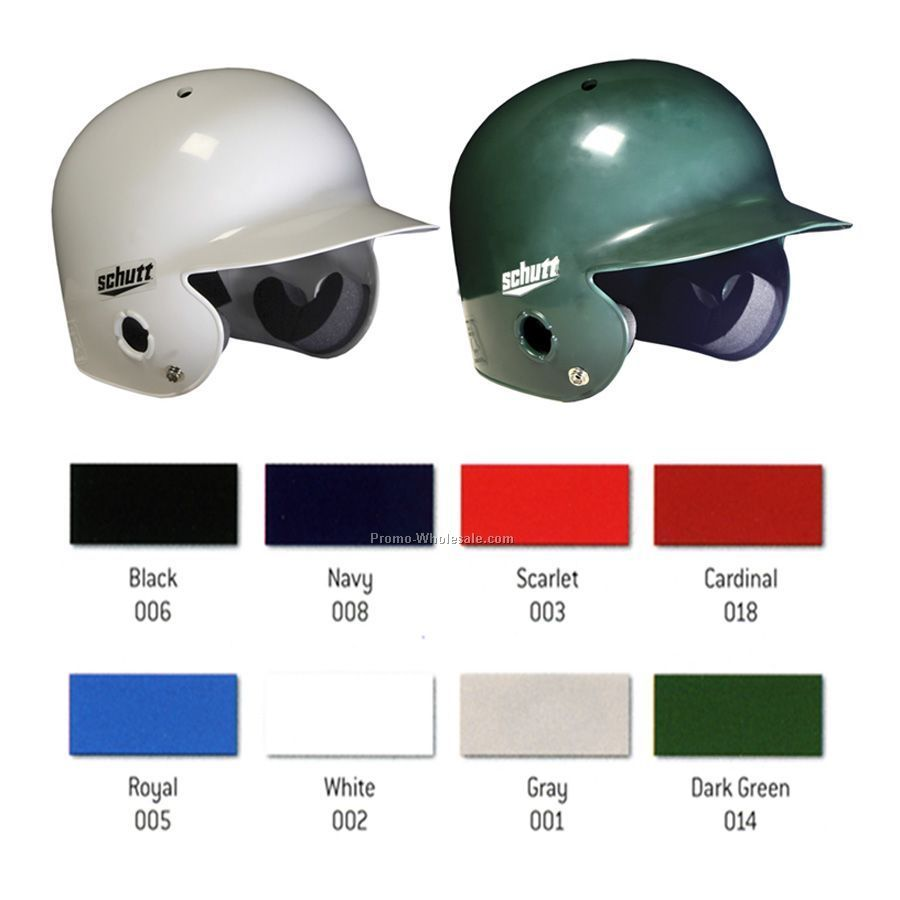 Full Sized Custom Baseball / Softball Batters Helmet