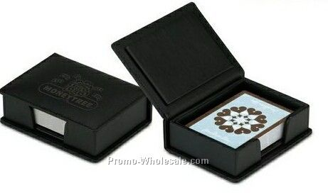 Leather Single Deck Playing Card Case
