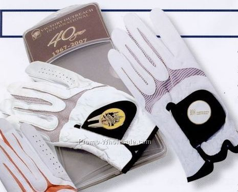 Mens Magna Glove W/ Magnetic Ball Marker