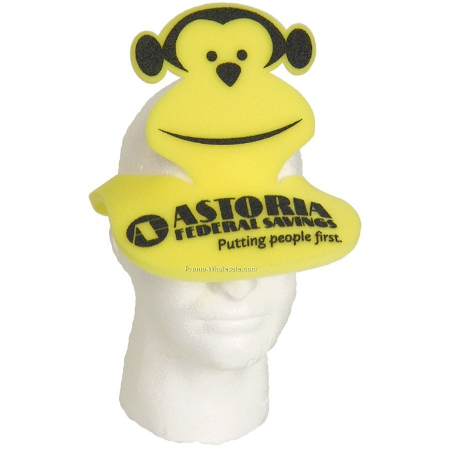 Pop-up Visor - Monkey