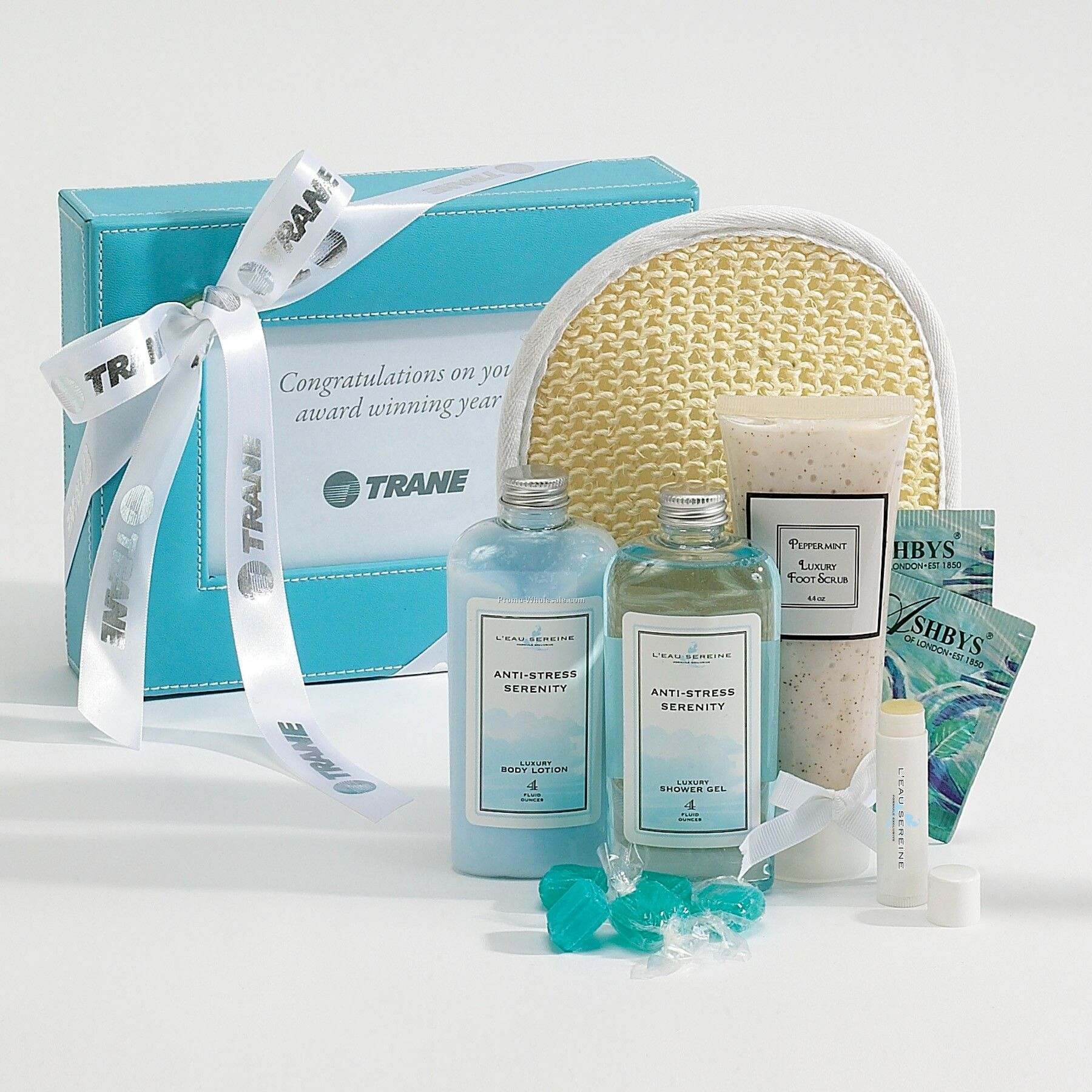 Serenity Spa And Photo Box Gift Set