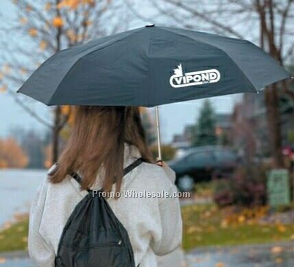 Umbrella In Convertible Pouch (Unprinted)