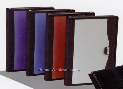 "10-1/4""x12-3/5""x1-2/5"" Multifunction Expanding File - 4 Color"