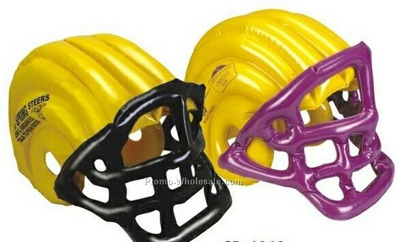"18"" Inflatable Football Helmet"