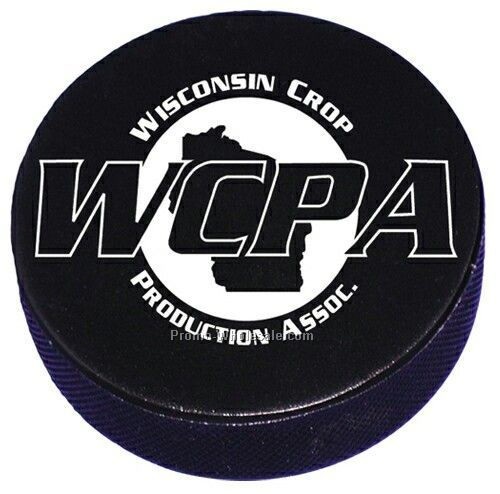 "2-7/8"" Professional Hockey Puck"