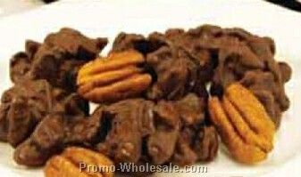 20 Oz. Chocolate Pecan Clusters In Regular Canister