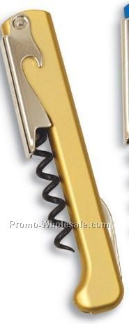 Capitano Waiter's Corkscrew With Sure Grip Handle