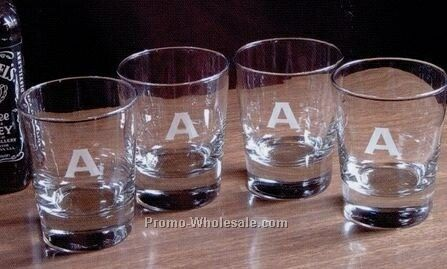 Certificate - Set Of 4 Wine Glasses