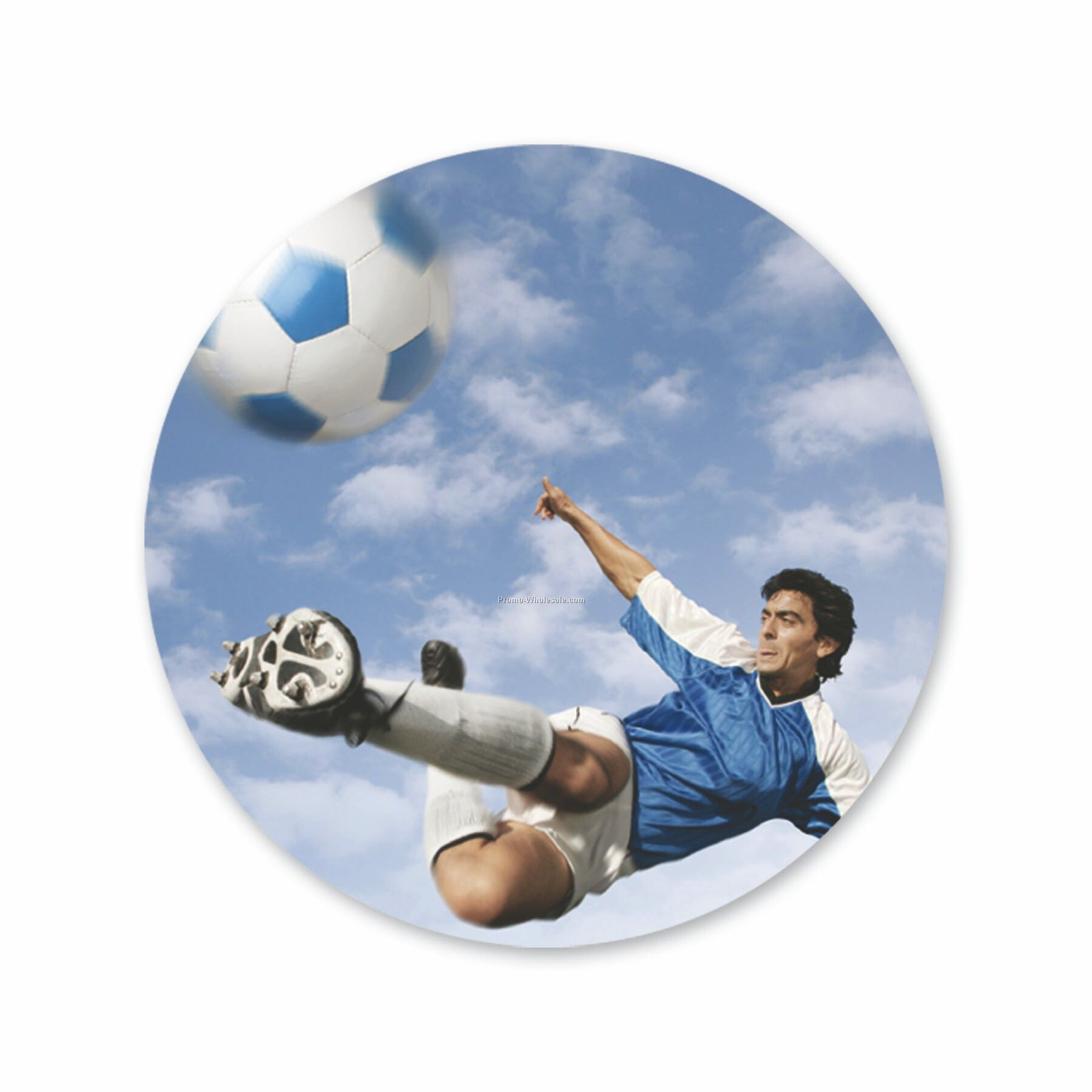 "Cnij Sports Labels (1-1/2"" - Soccer)"