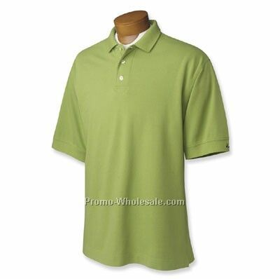 Cutter & Buck Tournament Pique Polo For Men Putting Green