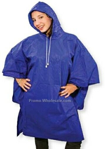 Heavyweight Rain Poncho