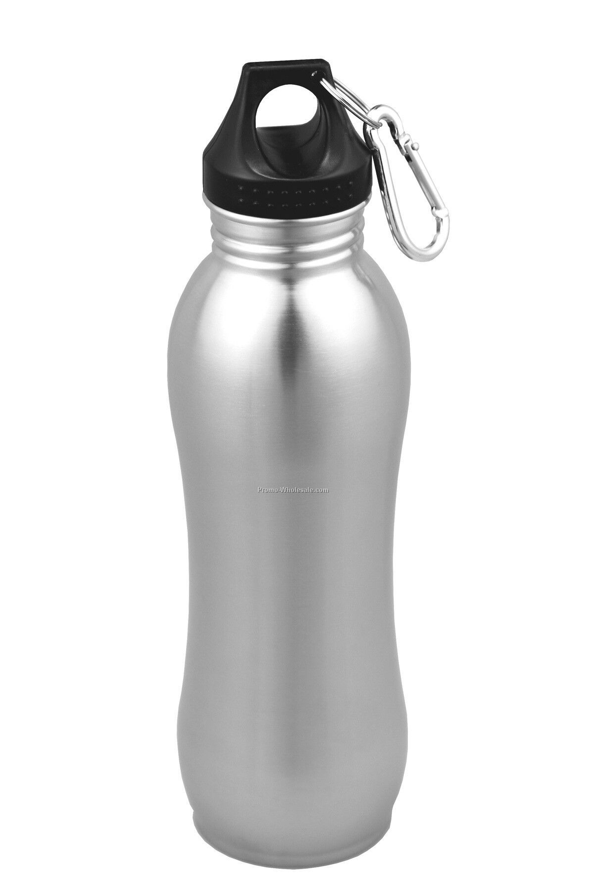 Hour Glass Sport Bottle / Stainless