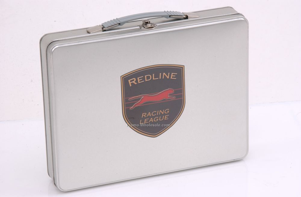 Stock Attache Tin