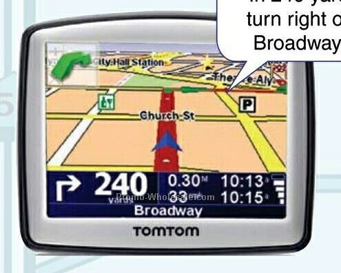 Tomtom One 130.s Car Navigation