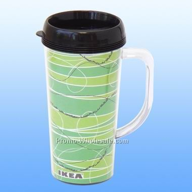 16 Oz. Advertising Mug