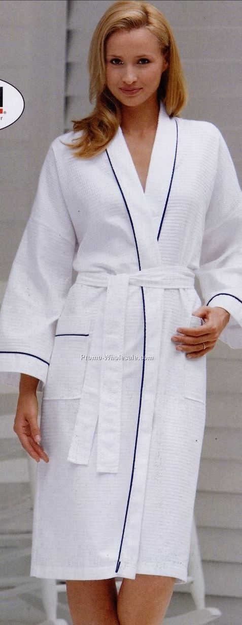 Anvil Deluxe Waffle Bath Robe