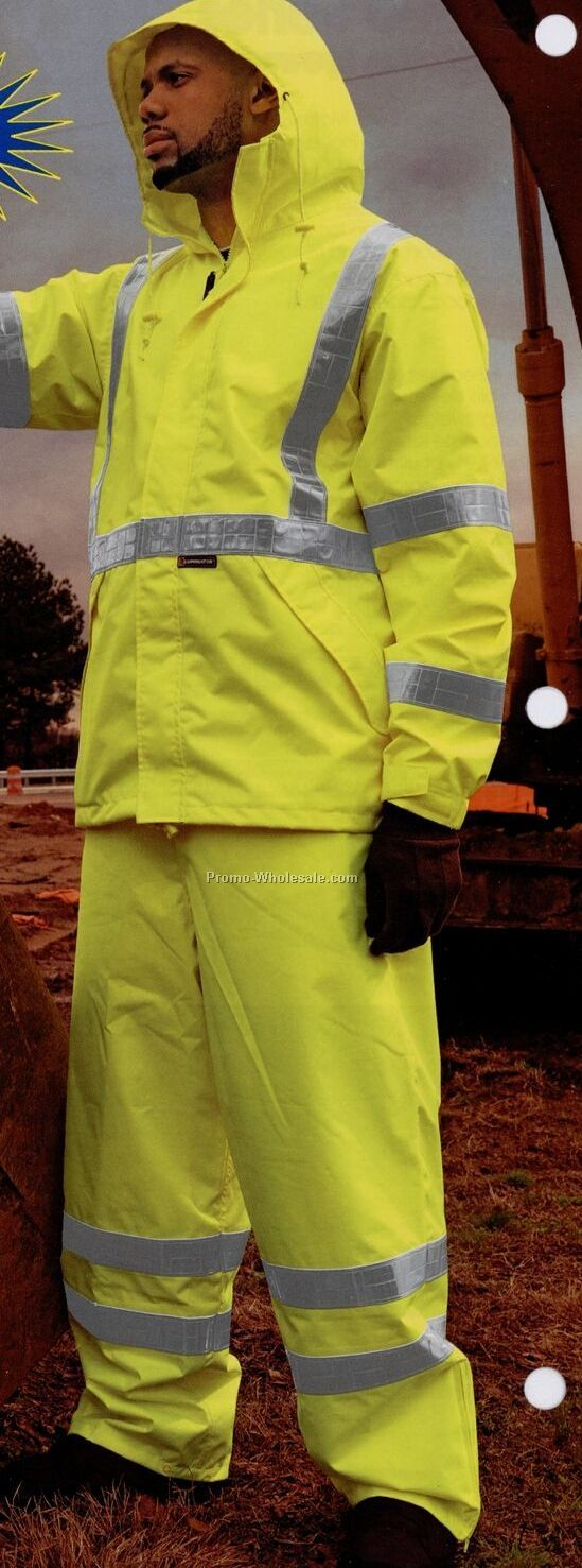 Class E Supermax Waterproof And Breathable Rainsuit Pants (M-2xl)