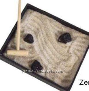 Custom Manufactured Gift Items (Zen Garden)