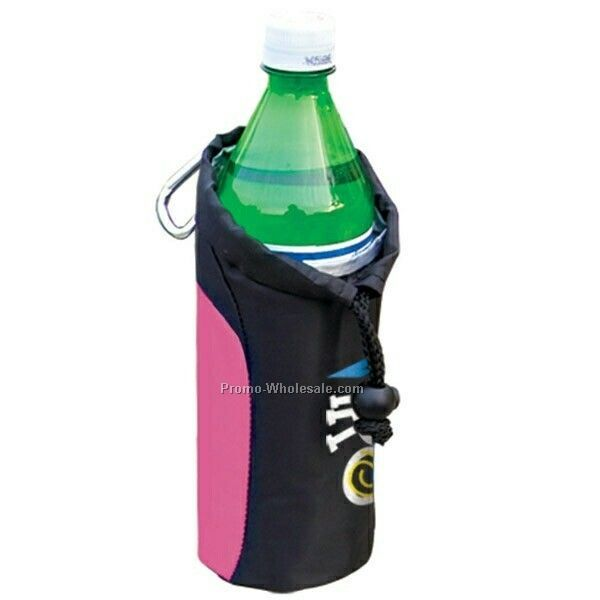 Drawstring Insulated Bottle Holder (Not Imprinted)