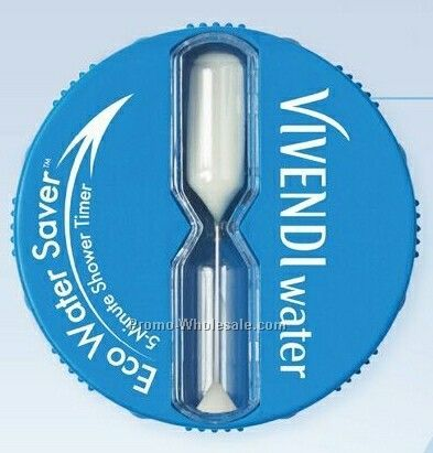 Eco Water Saver Hourglass Timer