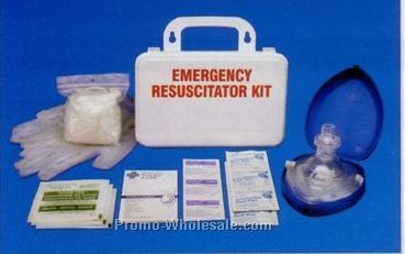 Emergency Resuscitator Kit