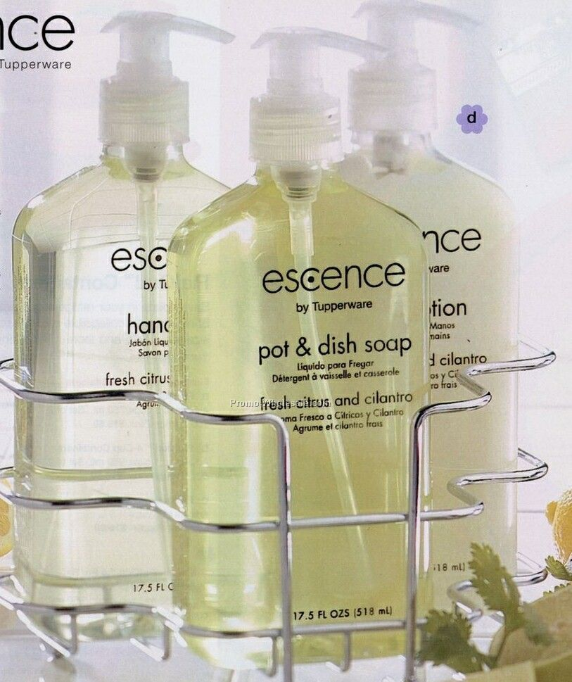 Escence Trio Soap & Lotion Set