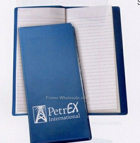 Flexible Tally Books (Screened Imprint)