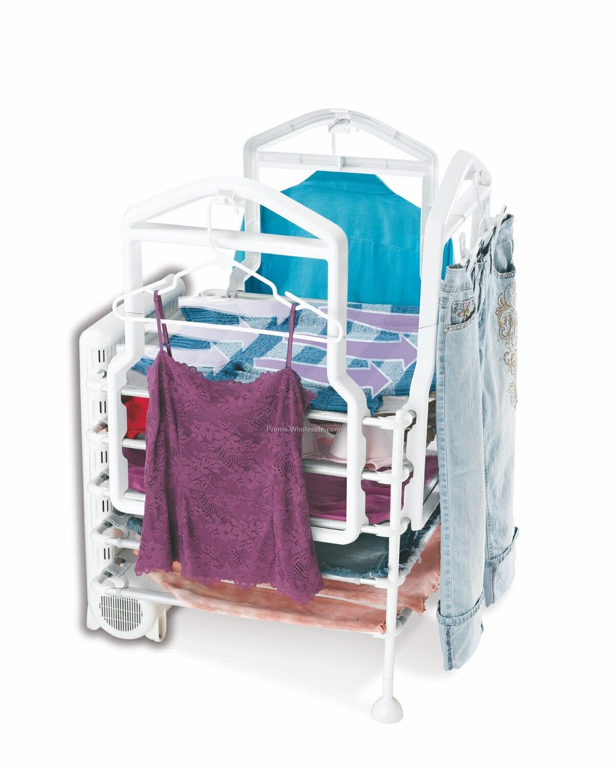 Hamilton Beach Quick Dry Deluxe 8 Way Garment Drying Station