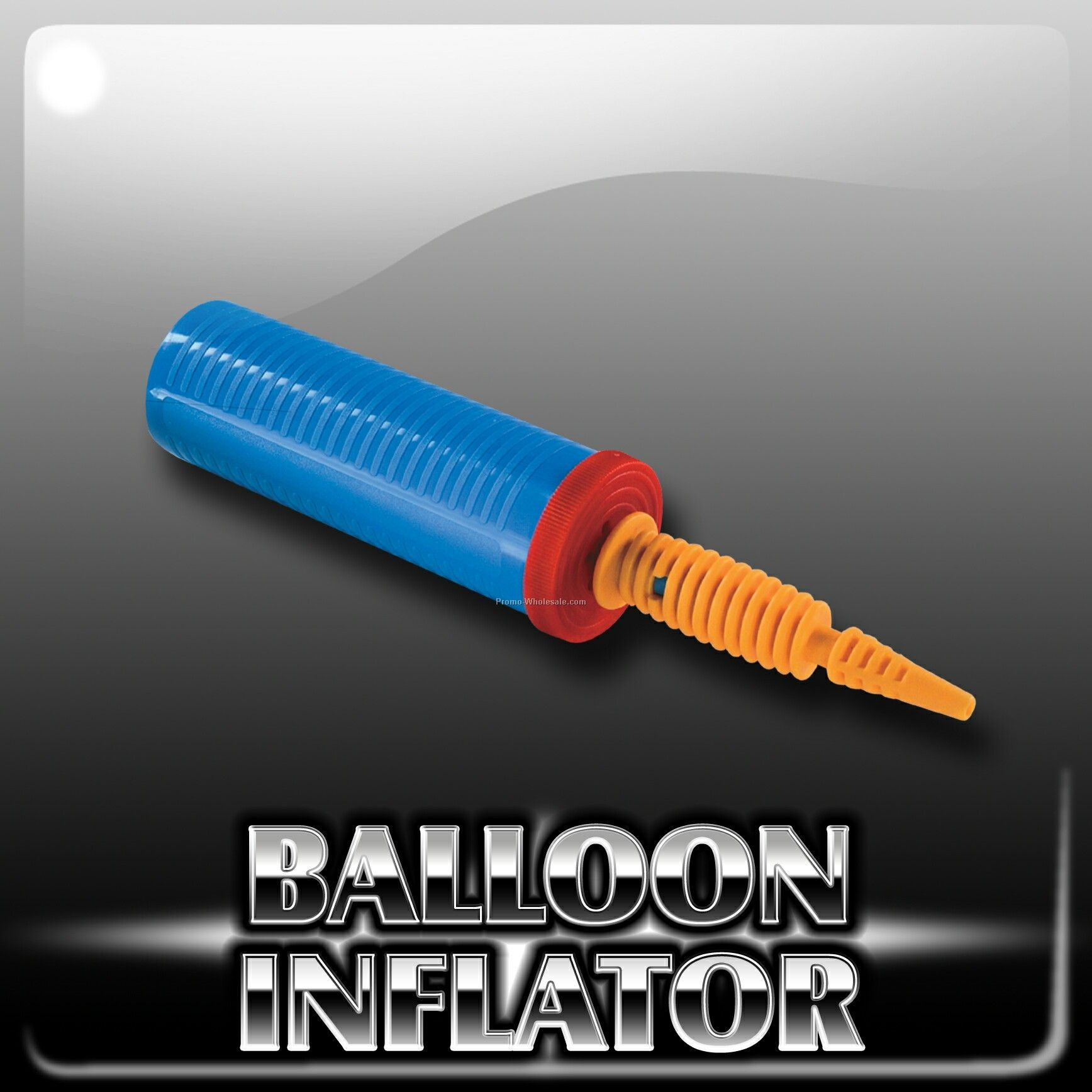 Hand-pump Balloon Inflator