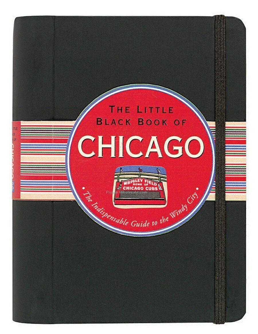 Little Black Book Travel Guides - Chicago
