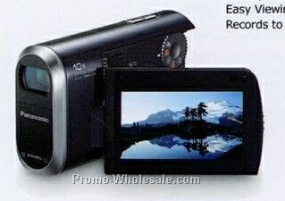 Panasonic Compact Water-resistant Sd Camcorder