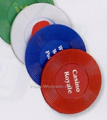 Poker Chip (Standard Shipping)