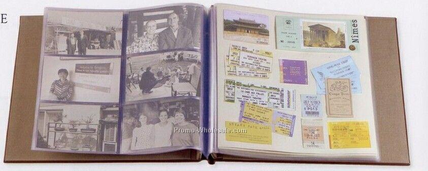 Post Bound Album Scrapbook Refill Pageswholesale China