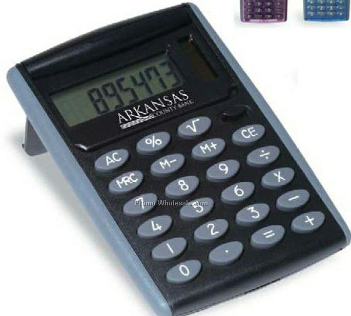 Robot Series Jumbo Desk Calculator