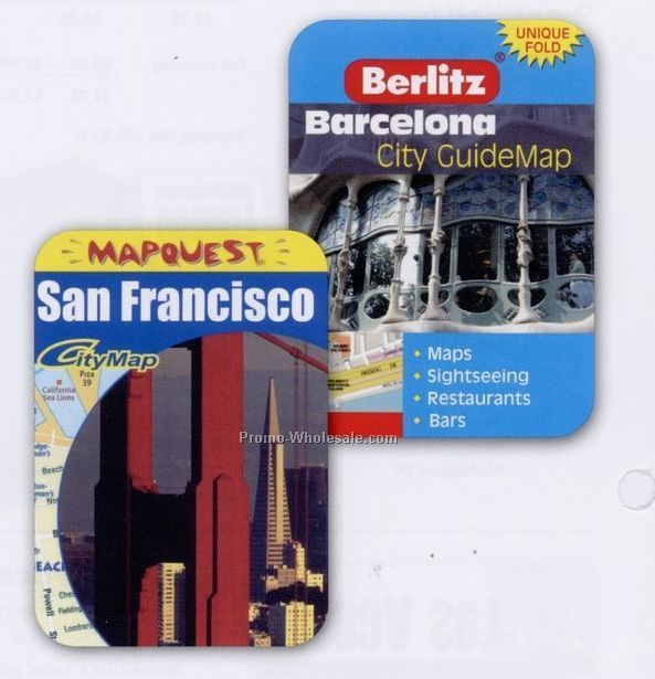 San Francisco City Guide Maps
