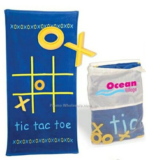 Tic Tac Towel Kit