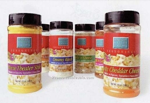 Wabash Valley Farms Popcorn Seasonings. (White Cheddar Cheese)