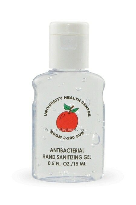 1/2 Oz. Hand Sanitizing Lotion - Antibacterial Moisturizing Lotion