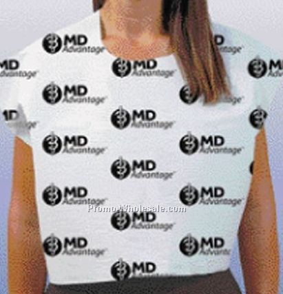 "30""x21"" Tissue/ Poly Tissue Exam Capes (4 Color)"