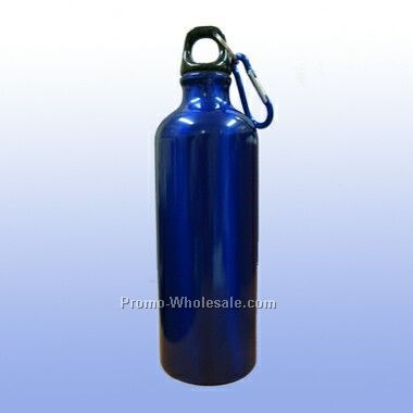 32 Oz Jumbo Aluminium Sports Bottle With Box
