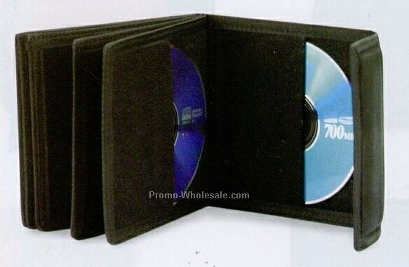 "6""x3/4""x6"" DVD Holder -10 CD/"