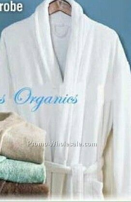 70% Bamboo/30% Cotton Bathrobe