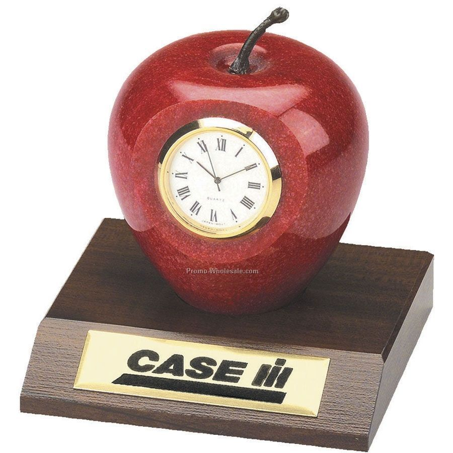 Base For Marble Apple (Apple Clock - Ck-378 Is Sold Separately)