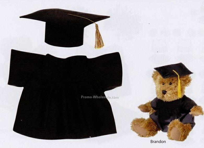 Bearwear Graduation Gown