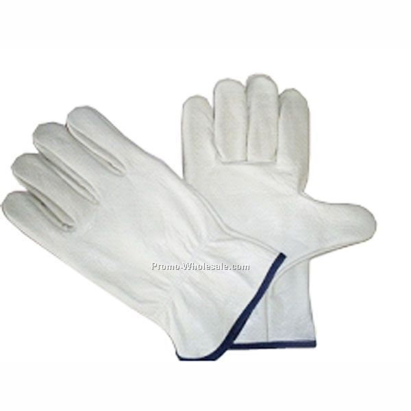 Cowhide Grain Gloves/Driver Gloves