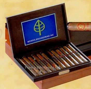 Entrees To Excellence - 12 Cigar Gift Box