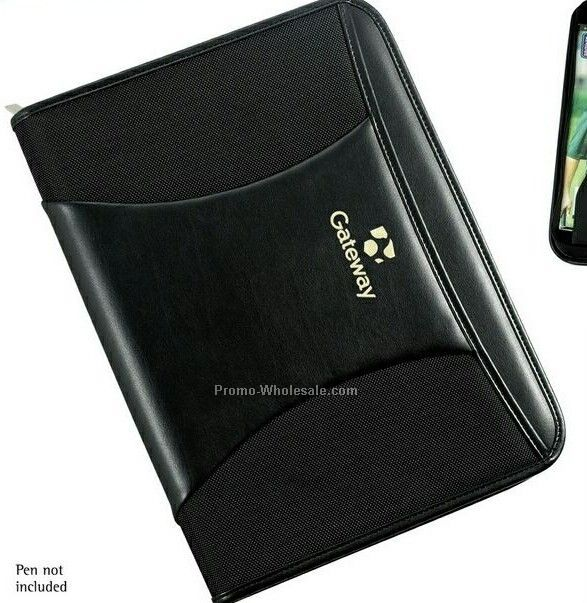 Everest Zip Padfolio