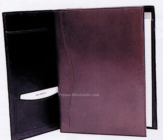 Glazed Aniline Kidskin Address Book (Full Grain)