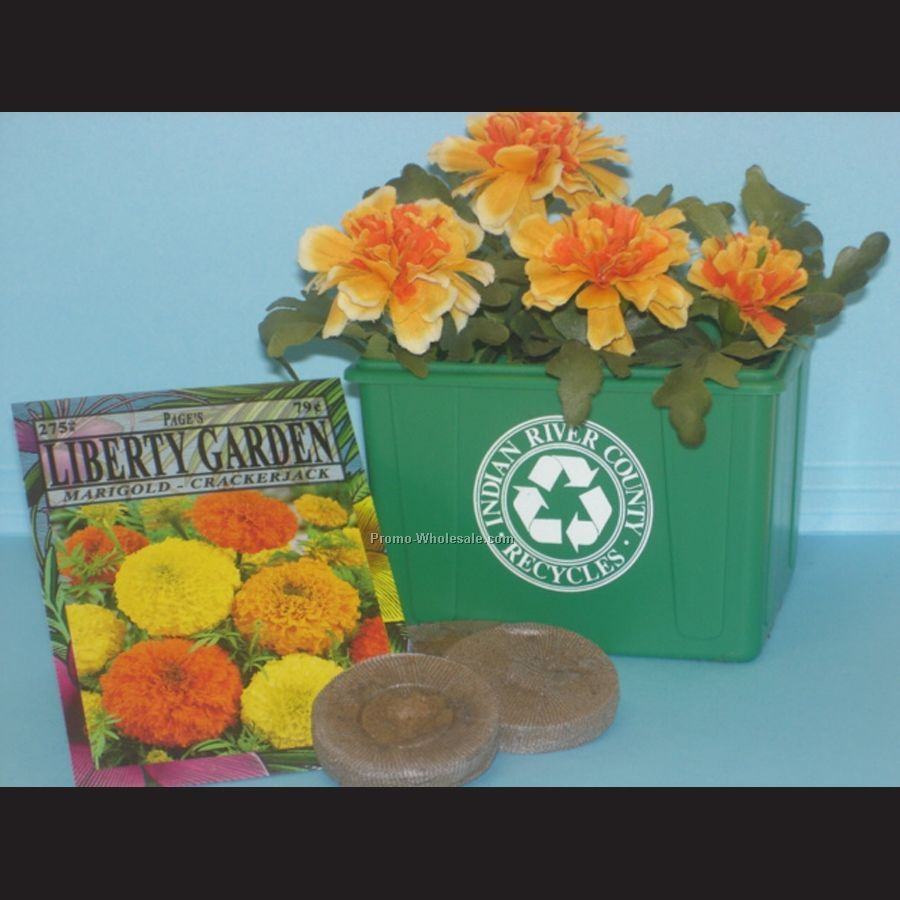 Green Earth Mini-bin Container